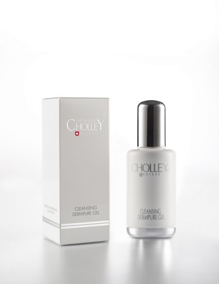 CLEANSING DERMPURE GEL / Гель для глубокой очистки кожи Шоллей