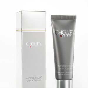 CHOLLEY PHYTOBIOTECH SATIN ACE CREAM/ Атласный крем для лица АСЕ Фитобиотех CHOLLEY